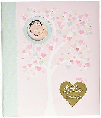 C.R. Gibson Loose Leaf Memory Book, Little Love