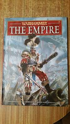 Warhammer 8th Edition The Empire Army book