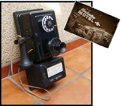 Telephone WESTERN ELECTRIC 553-A MOTEL