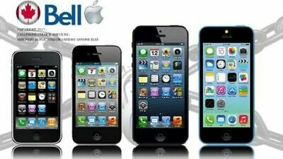 TELUS OR KOODO - APPLE iPHONE UNLOCK - ANY MODEL - SAME DAY - 1 HOUR OR LESS
