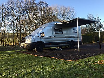 Ford Transit Motorhome, Campervan  Fixed bed,    65 plate