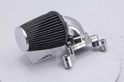 99 Harley Road King Classic FLHR Air Cleaner Intake Box HAWGS K&N