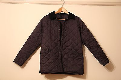 Boys Barbour Quilted Jacket | Size XL
