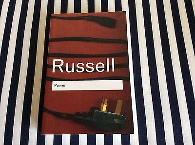 Power by Bertrand Russell, paperback