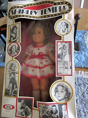 Vintage Ideal Shirley Temple Doll No. 1125 1973 Era
