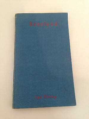 "Book By Ian Finlay ""Scotland "" The World Today 1945 Vintage Hardback"
