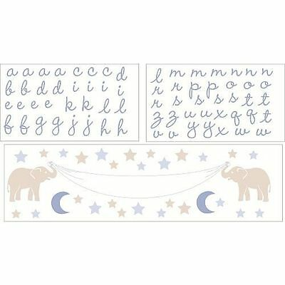 Wendy Bellissimo Sweet Baby Dreams Wall Decals baby girl nursery decor new