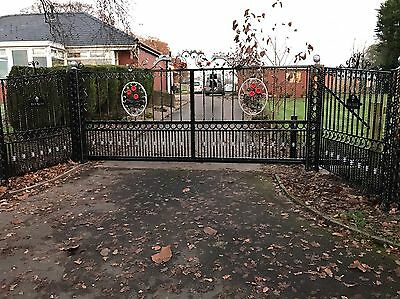Colmans Wrought Iron Gates And Railings
