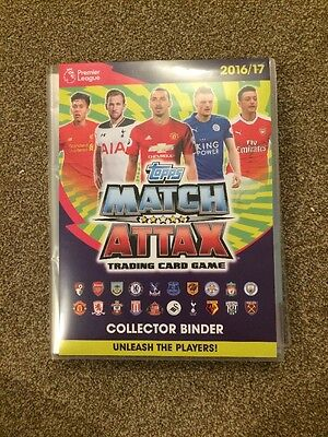 Match Attax 2016/2017 16/17 FULL COMPLETE SET + 3 LIMITED EDITIONS And All MOTM