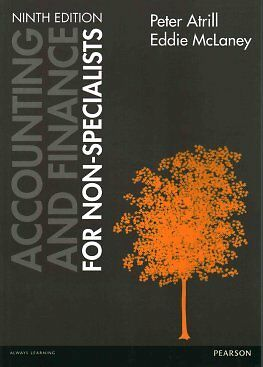 Accounting and Finance for Non-Specialists Ninth Edition Peter Atrill