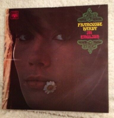 Franchise Hardy-Francoise Hardy In English-Vinyl LP