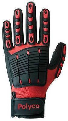 Polyco Multi Task E protective knuckles work gloves size 10