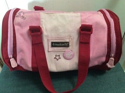 American Girl Doll Coconut Dog Bag Purse Pet Case Puppy Carrier