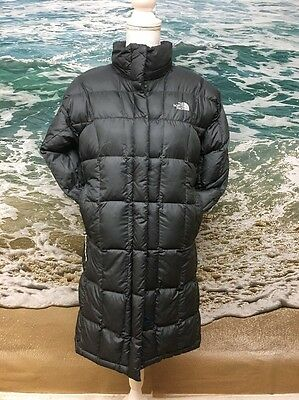 THE NORTH FACE Women's 600 Down Parka Jacket: Size S; Gray