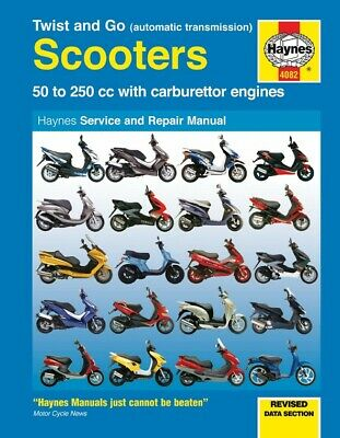 Honda X8R X (SZX50X) (Europe) 1998-2001 Manuals - Haynes (Each)