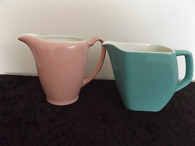 2 x LORD NELSON WARE JUGS
