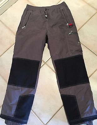 Aggression ladies 14/unisex M/mens S snowboard pants hardly used~~
