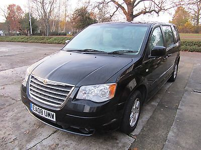 2008 08 Chrysler Grand Voyager 2.8Crd Auto Touring, Automatic, Diesel, 7 Seater