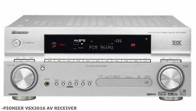Pioneer VSX-2016AV 7.1 Channel 150 Watt THX Receiver