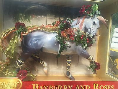 Holiday Breyer - Esprit - Bayberry & Roses - Christmas - Lusitano  - NIB!!!