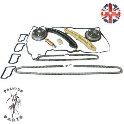 Mercedes Benz M271 1.8 L PETROL TIMING CHAIN KIT INCL VVT CAMSHAFT GEARS PULLEY