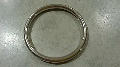 Jewellery Clearance! Vintage Sterling Silver 925 Round Bangle Bracelet