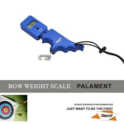 Decut Archery Bow Weight Scale Palament Original Price 69.99