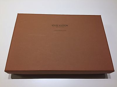 Authentic Louis Vuitton Vintage Epi Empty Gift Box For Wallet Or Scarf