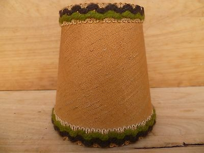 Vintage Old, Early Very Nice Decorative Lamp, Light Shade, Very Cool  (C776)