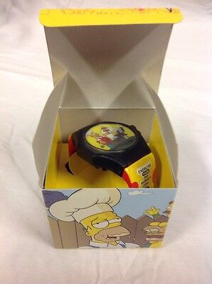 The Simpsons Homer Watch 2002 Burger King