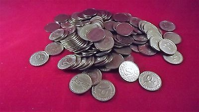 100 Slot Machine Coins