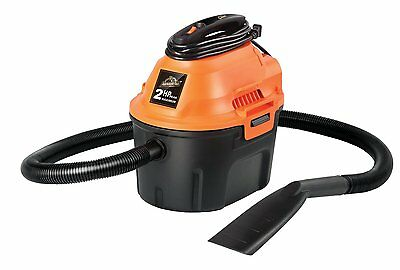 Armor All Utility Wet/Dry Vac-2.5 Gal 2 HP