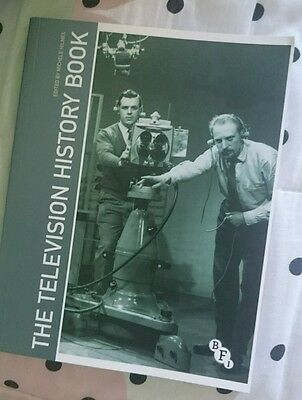 The Television History Book by British Film Institute (Paperback, 2003)