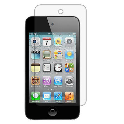 Premium LCD Tempered Glass Screen Protector Film for iPod Touch 4th Gen 4G