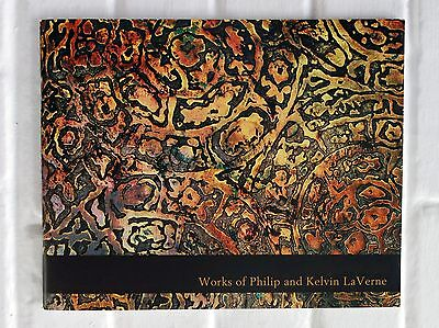 Philip and Kelvin LaVerne Exhibition Catalog Book - NEW