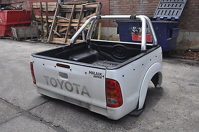Toyota Hilux Sr5 2005-2015 Tray With Roll Bar