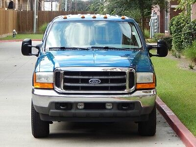 2001 Ford F-350 FREE SHIPPING! 7.3L DIESEL 4WD ALSO F250 CLEAN! Ford F-350 7.3L 1 TON 4WD 4X4 Short Bed Crew Cab 74K Miles Clean Southern Title