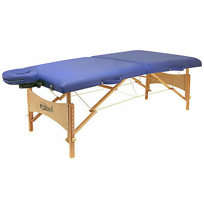 Master Massage Table Brady Portable Lightweight 27 inch Package Bed