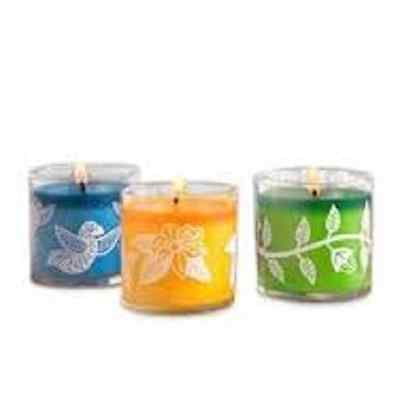 Rio - Scented Mini Jar Candle Trio - Partylite