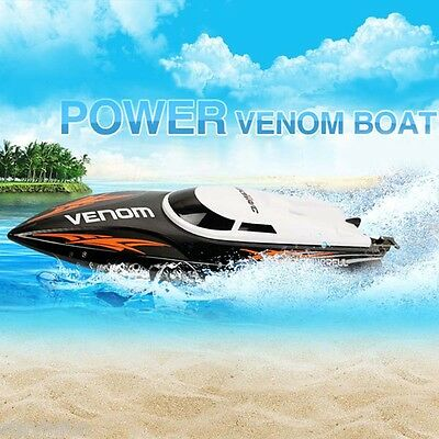 UDI 001 Tempo Power Venom 2.4G RC Boat with Auto Rectifying Deviation Direction