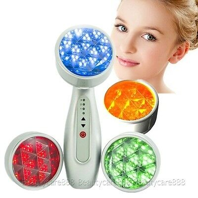 Professional Facial Skin Care Advanced Phototherapy Anti-ageing Beauty Devcie AO