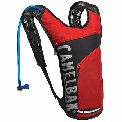 Camelbak HydroBak Hydration Pack Backpack Racing Red 1.5L 50-Ounce Small Running