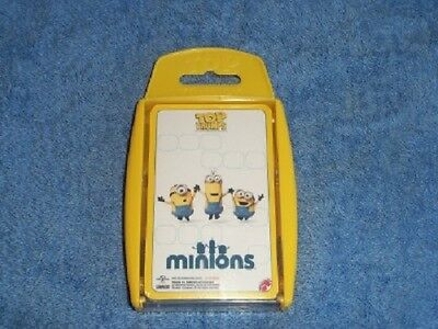 Top Trumps Card Game - Minions