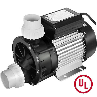 Hot Tub Whirlpool Circulation Pump Ja50 Lx 180L/min Thermally Protected Good