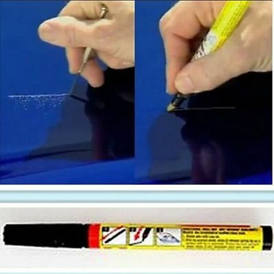 Fix It Pro Auto Car Scratch Remover Repair Pen Clear Coat Sealer Filler Tool AA