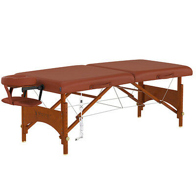 "Master Massage 28"" Inch Fairlane Therma Top Portable Table Bed Package"