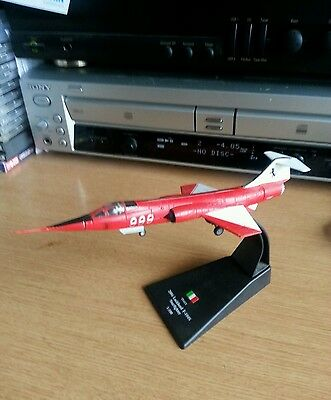 1.100 2004 Lockheed F-104S Starfighter Aircraft