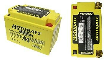 Yamaha XJR 400 (UK) 1993-1996 Battery (Motobatt) (Each) 31500-HB7-721