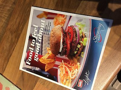 Slimming World Book- Food To Feel Good About Recipes