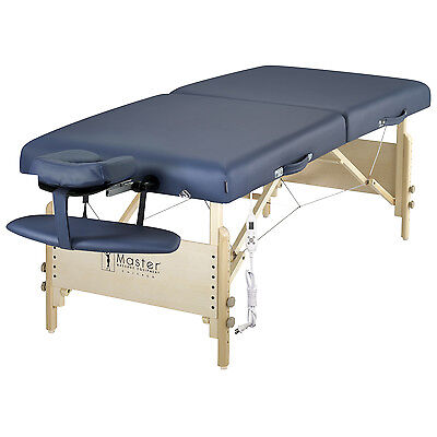 "Master Massage 30"" Inch Coronado Therma Top Table Portable Package SPA"